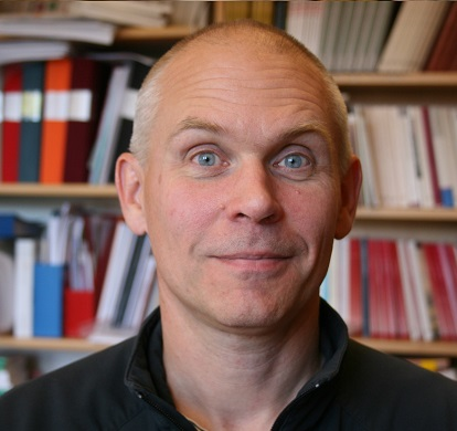 Head of Department Fredrik Sandgren